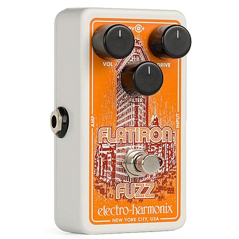 Effets pour guitare électrique Electro Harmonix Flatiron