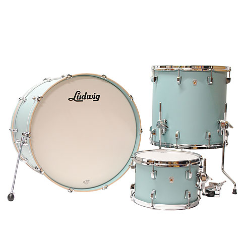 "Ludwig NeuSonic 22"" Skyline Blue"