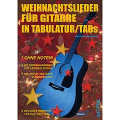 Tunesday Weihnachtslieder für Gitarre in Tabulatur/TABs « Notenbuch
