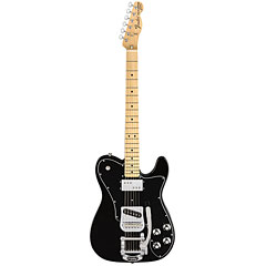 Fender LTD 72 Telecaster Custom Bigsby Black « Elgitarr