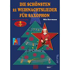 Tunesday Die schönsten Weihnachtslieder für Saxophon « Notenbuch