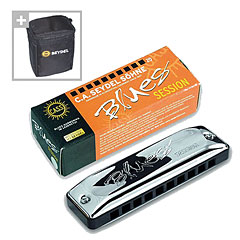 C.A. Seydel Söhne Blues Session Standard 6er Harp Set « Richter-harmonica
