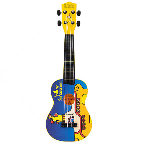 Ukulele JHS The Beatles Yellow YSUK01