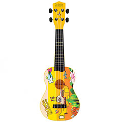 JHS The Beatles Yellow YSUK02 « Ukulele