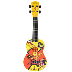 JHS The Beatles Yellow YSUK03 « Ukulele