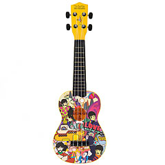 JHS The Beatles Yellow YSUK04 « Ukulele