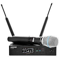 Shure QLXD24E/B87A S50 B-Stock « Wireless Systems