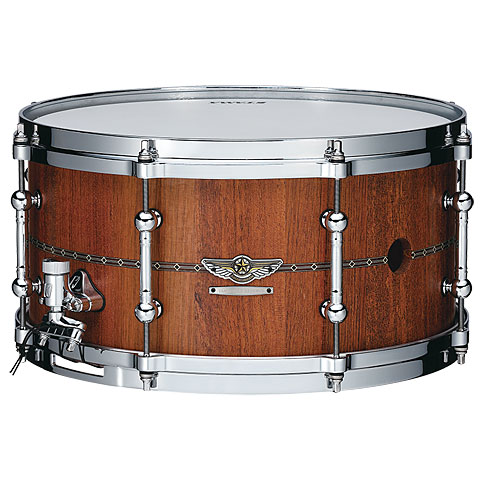 "Snare Drum Tama Star 14"" x 7"" Oiled Natural Jatoba"