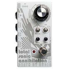 Death By Audio Total Sonic Annihilation II