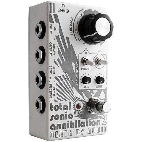 Pedal guitarra eléctrica Death By Audio Total Sonic Annihilation II