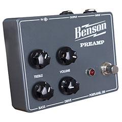 Benson Preamp Pedal « Pedal guitarra eléctrica