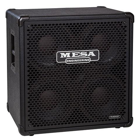 """Bass Cabinet Mesa Boogie Subway 4x10""""/Horn"""