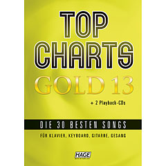 Hage Top Charts Gold 13 « Songbook