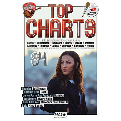 Hage Top Charts Bd.84