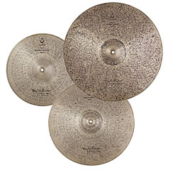 Istanbul Mehmet Tony Williams Tribute Cymbal Set « Pack de cymbales