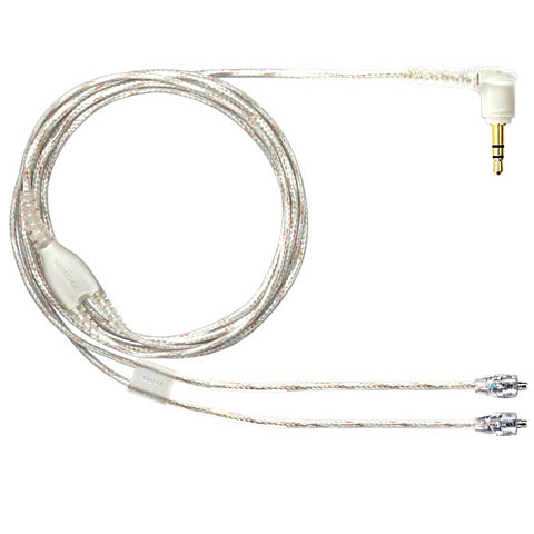Cable In Ear Shure EAC-64CLS Cable transparent