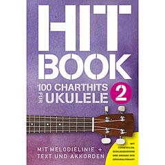Bosworth Hitbook 2 - 100 Charthits für Ukulele « Music Notes