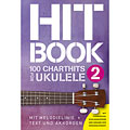 Libro de partituras Bosworth Hitbook 2 - 100 Charthits für Ukulele