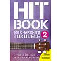 Libro di spartiti Bosworth Hitbook 2 - 100 Charthits für Ukulele