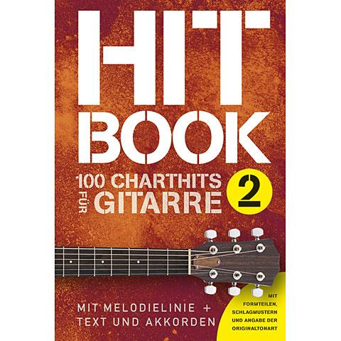 Libro de partituras Bosworth Hitbook 2 - 100 Charthits für Gitarre