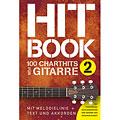 Libro di spartiti Bosworth Hitbook 2 - 100 Charthits für Gitarre