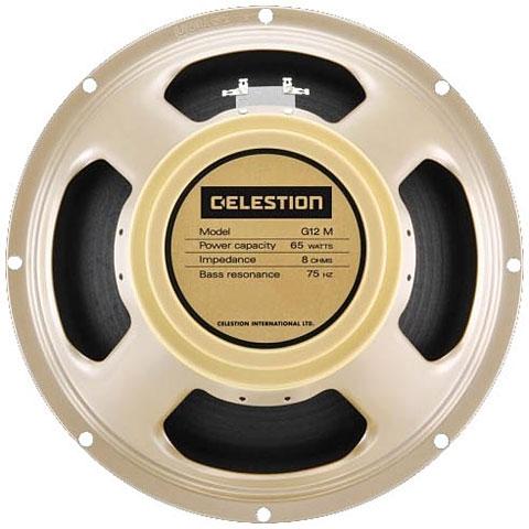 "Altavoces para guitarras Celestion G12M-65 Creamback 12"" 65 W 8 Ohm"