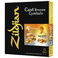 Zildjian K Custom Hybrid Becken-Set 14,25HH/16C/18C/20R  «  Becken-Set