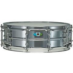 "Ludwig Supralite Beaded Steel 15"" x 5"" Snare Drum « Snare Drum"