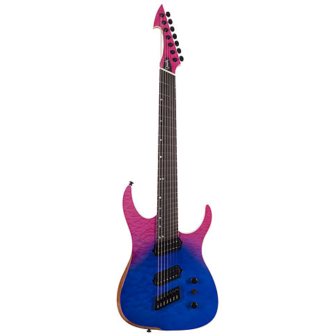 Ormsby GTR Hype 7 Dragonburst (Run5) « Guitare électrique