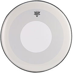 """Remo Powerstroke 4 Smooth White 22"""" with Dot « Bass-Drum-Fell"""