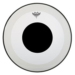 "Remo Powerstroke 3 Clear 22"" Black Dot « Bass Drumhead"