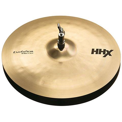 """Sabian HHX Evolution 15"""" Hats"""