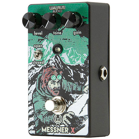 Walrus Audio Messner X limited Edition