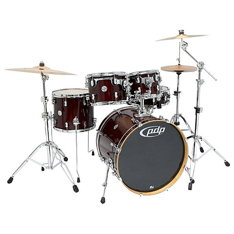 pdp Concept Maple CM5 Cherry Stain