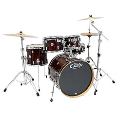 pdp Concept Maple CM5 Cherry Stain « Drum Kit