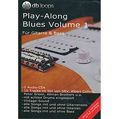 db Loops Play Along Blues Volume 1