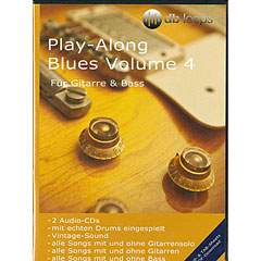db Loops Play Along Blues Volume 4 « CD