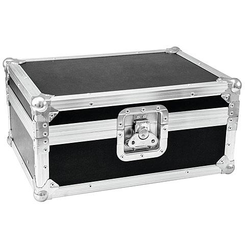 Case para iluminación Roadinger Flightcase 4x AKKU Flat Light Serie