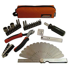 Cruz Tools Stagehand Compact Tech Kit « Outillage guitare/basse