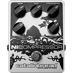 Catalinbread Nicompressor « Pedal guitarra eléctrica