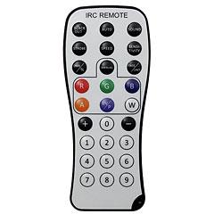 Eurolite IR-7 remote Control « Controlador Scan