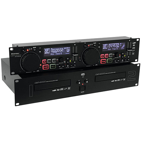 CD Player Omnitronic CMP-2000