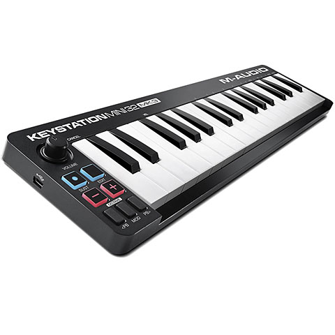 Master Keyboard M-Audio Keystation Mini 32 MkIII