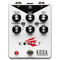 Komet K.O.D.A. « Effets pour guitare électrique