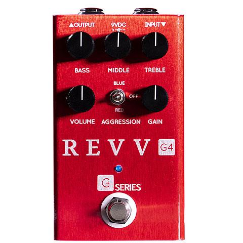 Pedal guitarra eléctrica Revv G4