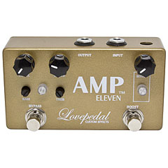 Lovepedal Amp Eleven Gold « Pedal guitarra eléctrica