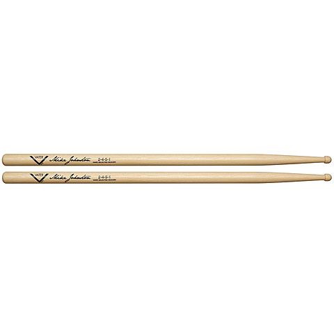Drumsticks Vater Mike Johnston 2451 Hickory