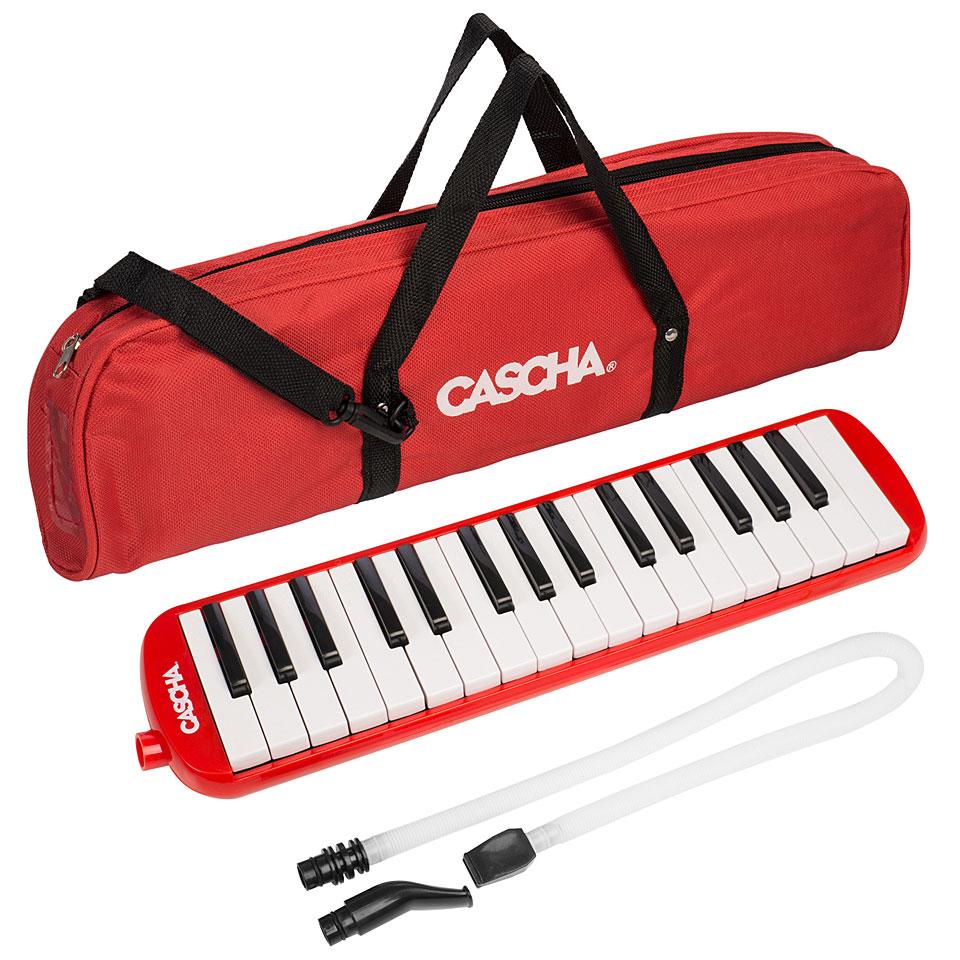 Cascha Melodica Hh 2059 Red Melodica Musik Produktiv