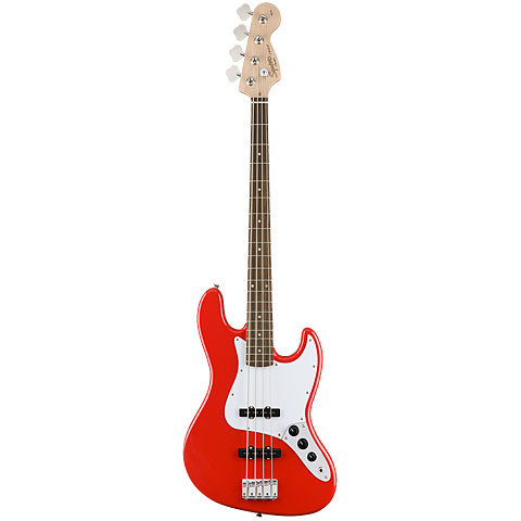 Squier Affinity Jazz Bass RCR « Electric Bass Guitar