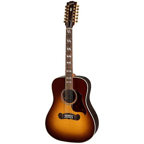 Westerngitarre Gibson Songwriter 12 String Burst